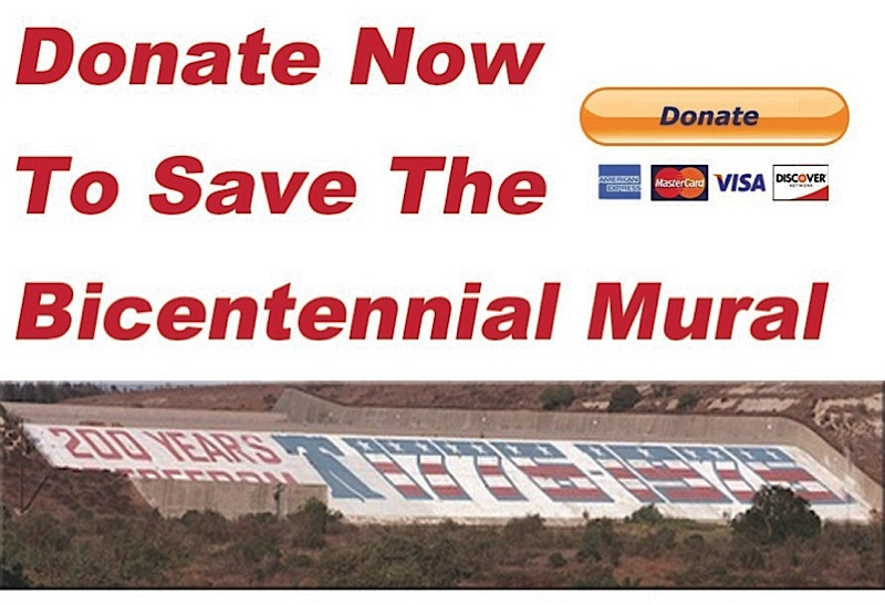 Donate to the Bicentennial Mural Restoration