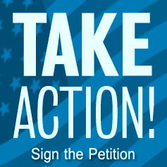 Take action and sign the petition today!